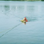 Sycamore Fire department water training