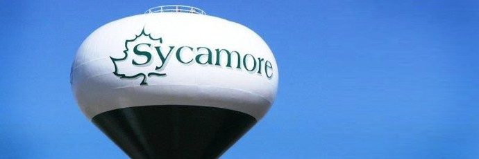 City of Sycamore Water Tower